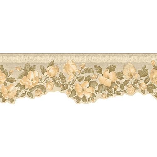 Magnolia wallpaper border   Walmartcom 500x500
