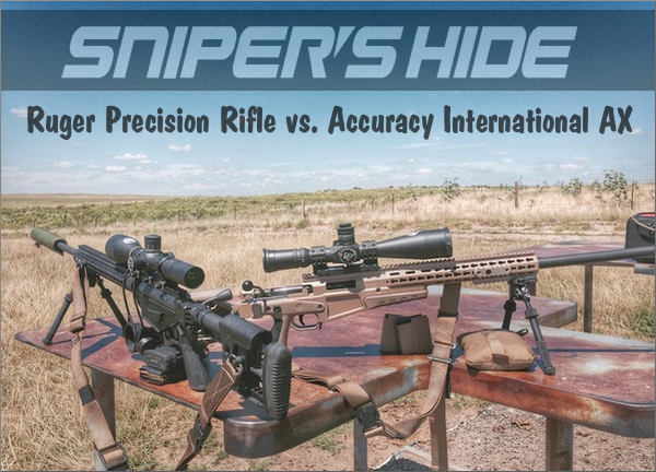New Ruger Precision Rifle vs Accuracy International Daily Bulletin 600x432