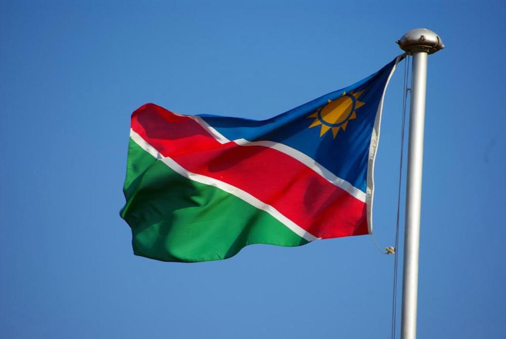 Graafix Flag of Namibia 1000x670