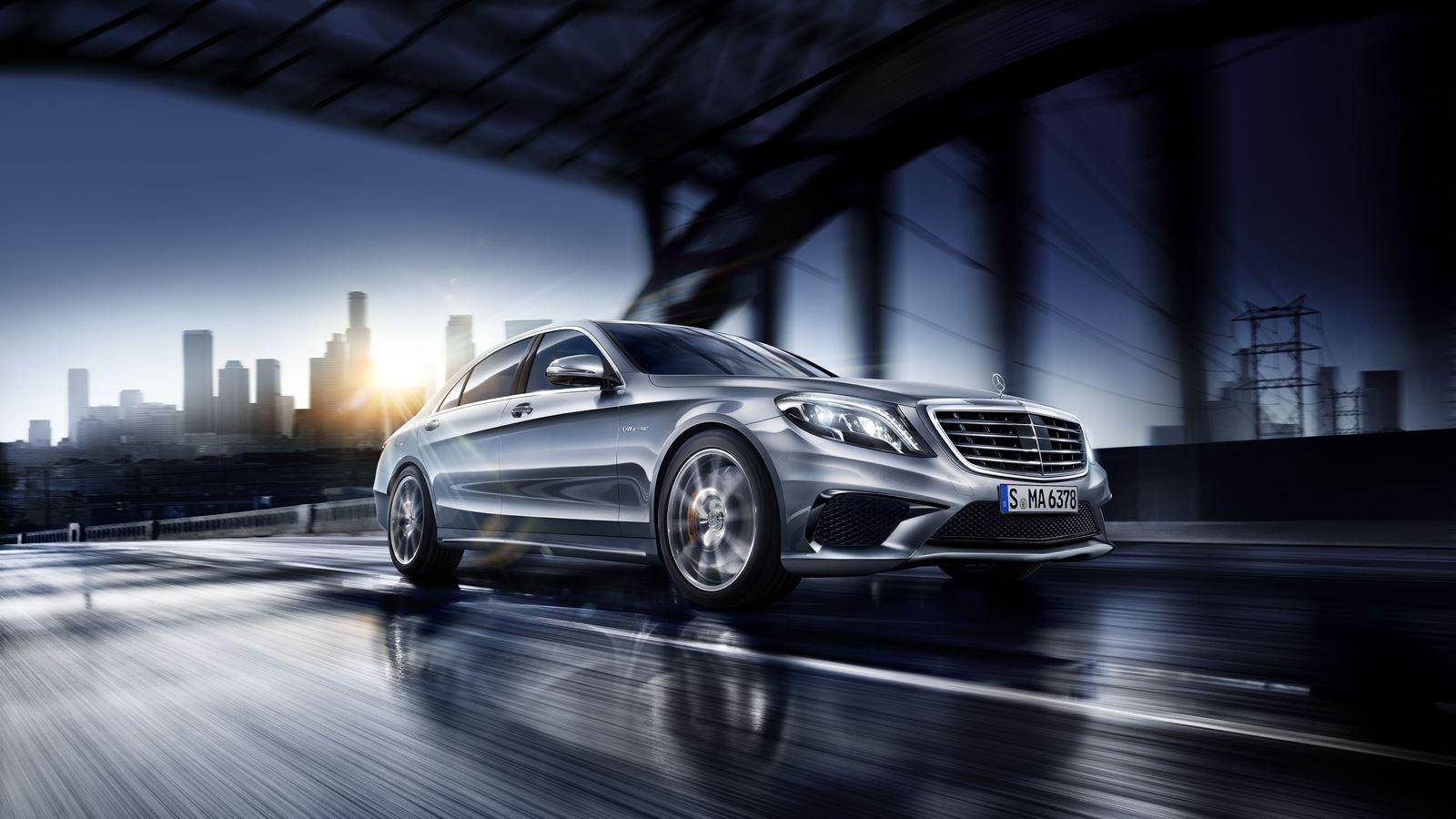 Mercedes Benz Car HD Wallpaper 1600x900