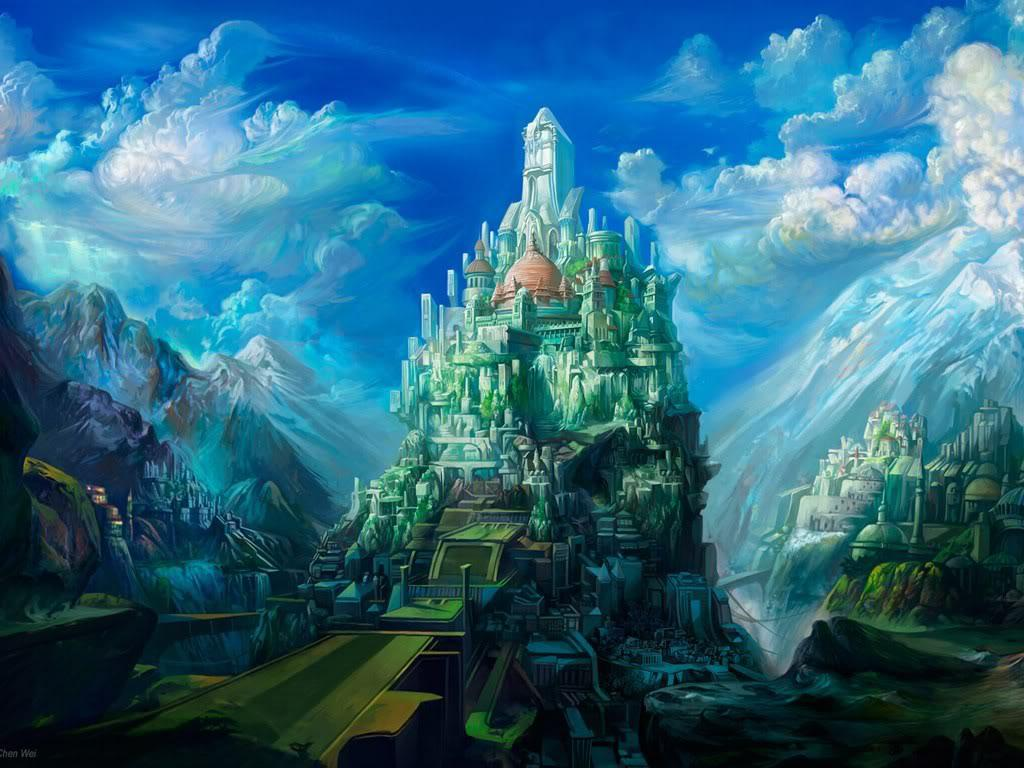 Art Abstract Castle Palace Wallpaper Best Wallpaper with 1024x768 1024x768