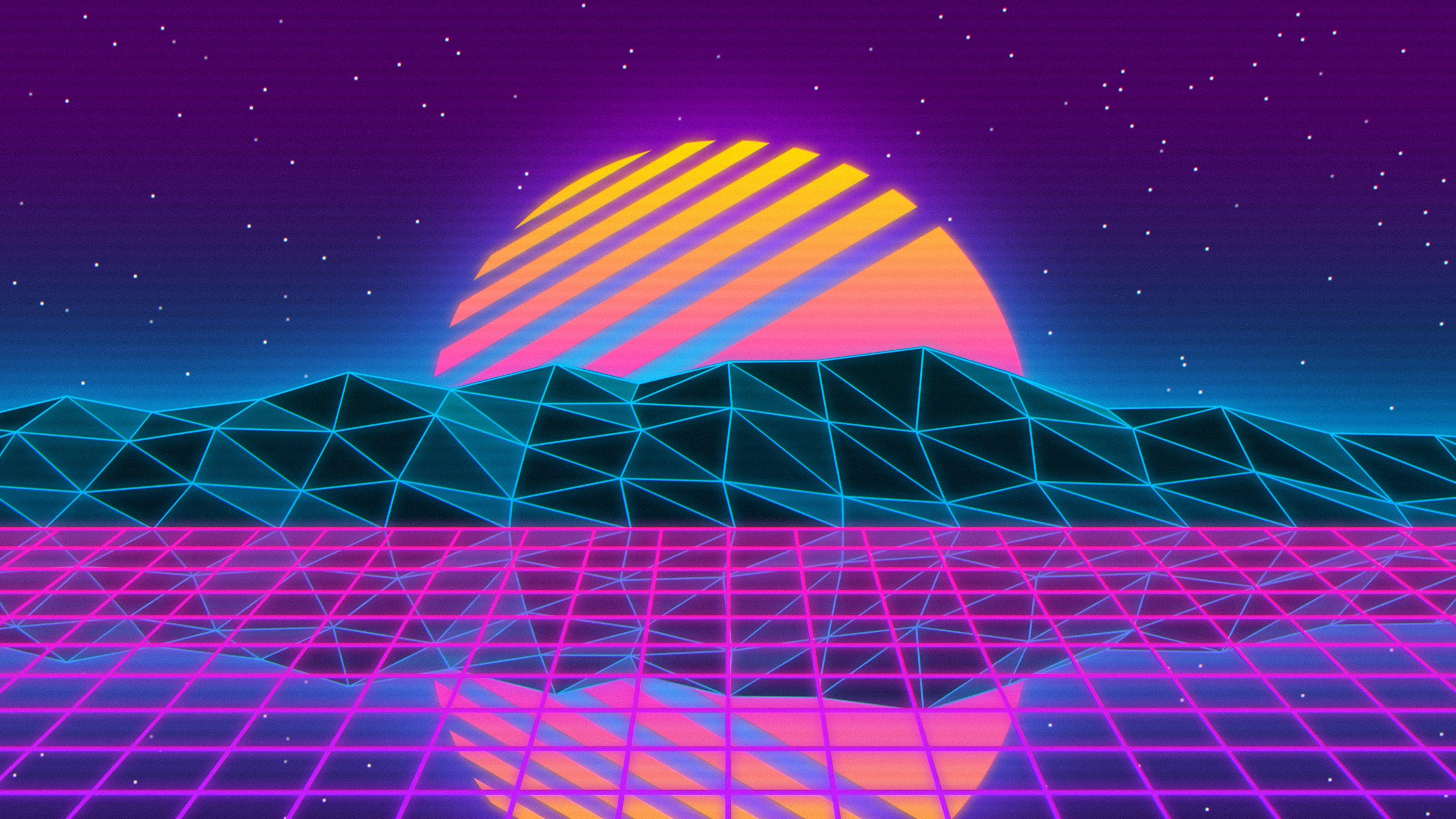 Cyber PC [2560x1440] wallpaper 3840x2160