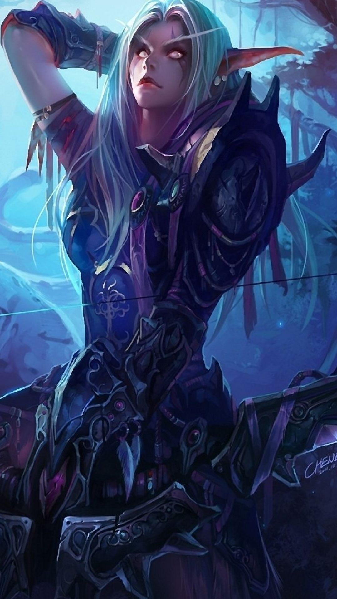 World of Warcraft iPhone wallpapers LBY The continuing Yes 1080x1920