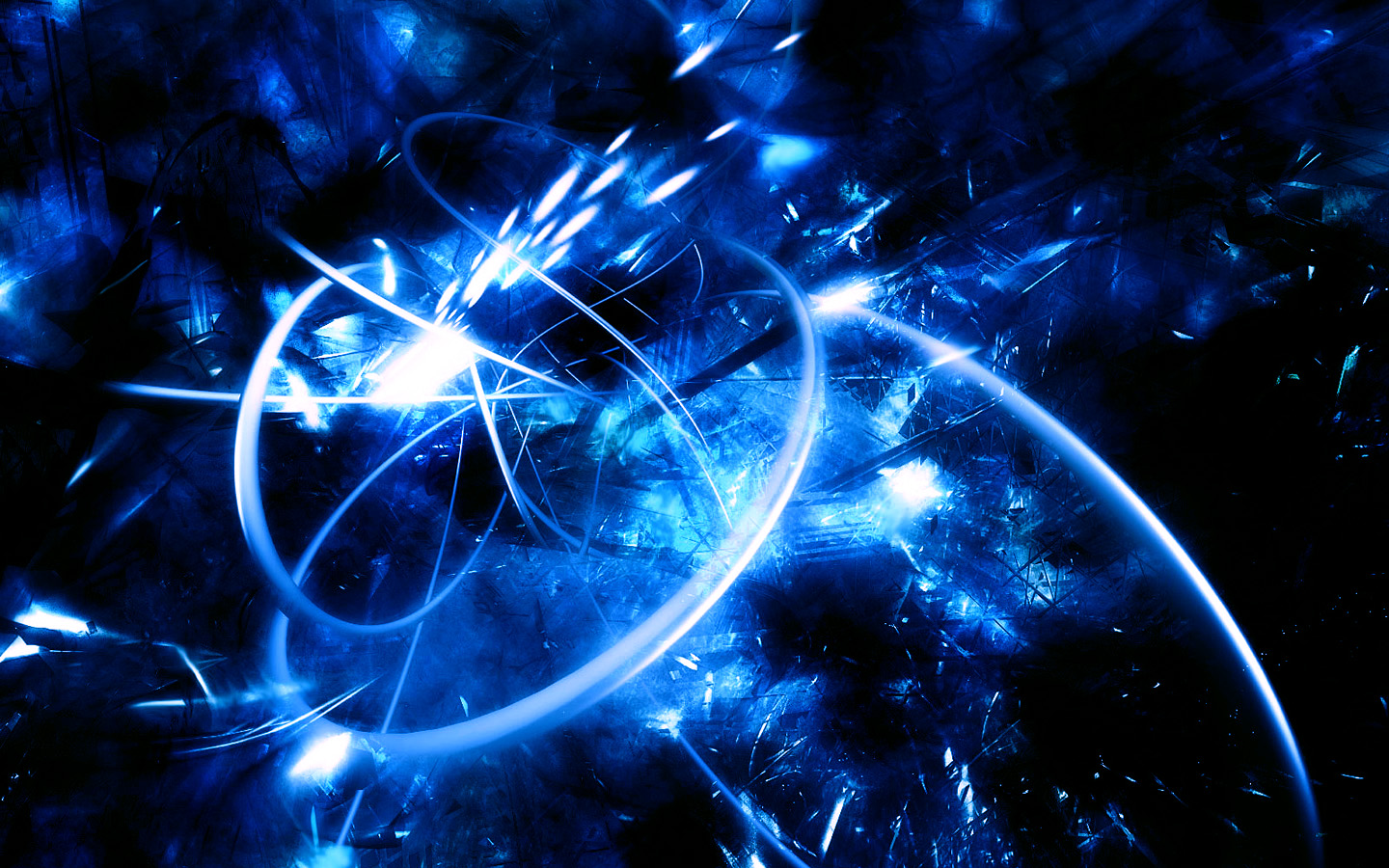 Info Wallpapers hd wallpaper abstract blue 1440x900