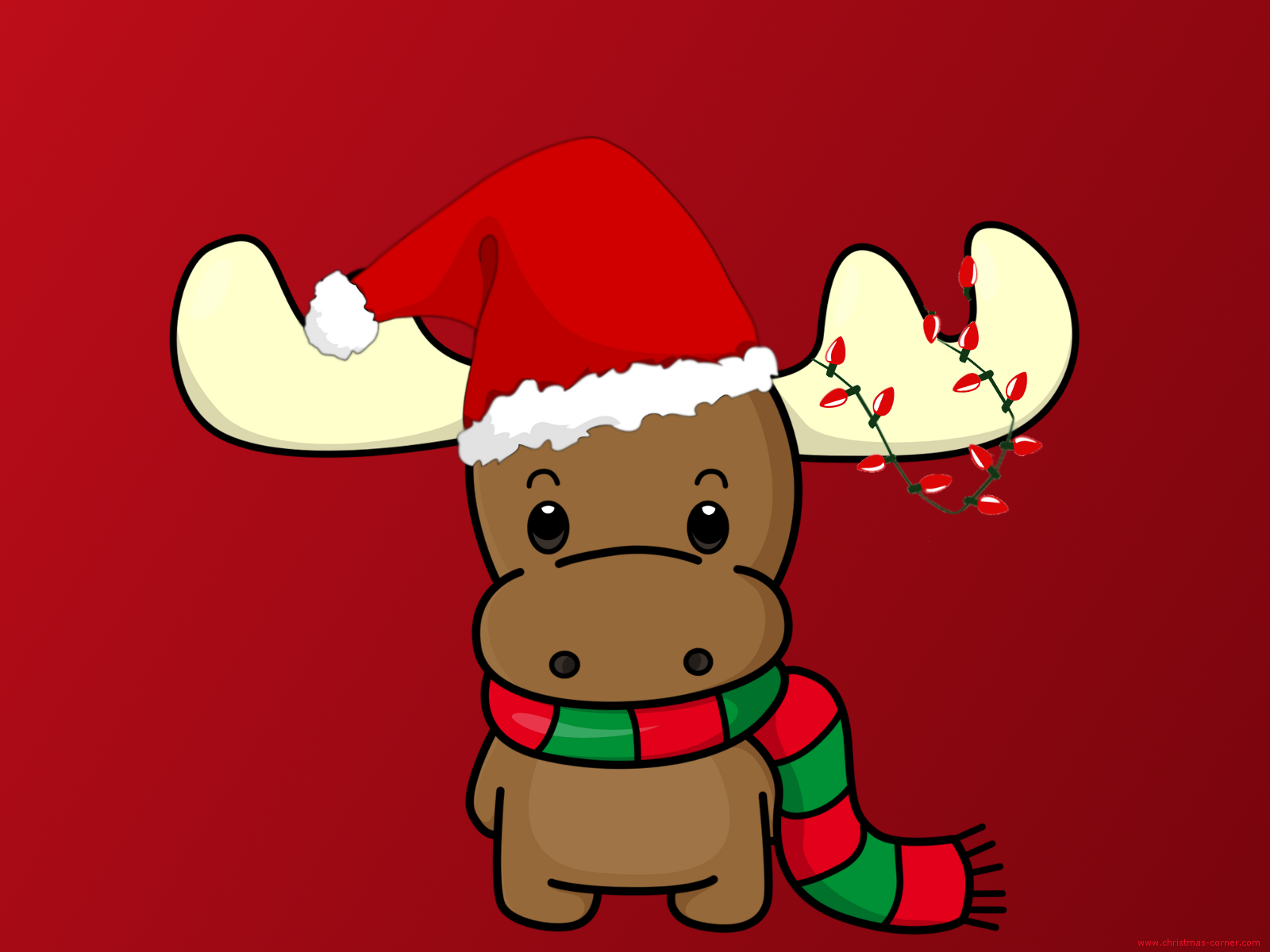 [48+] Cute Christmas Wallpapers And Screensavers On