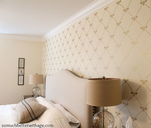 wallpaper that looks like stencils - photo #5