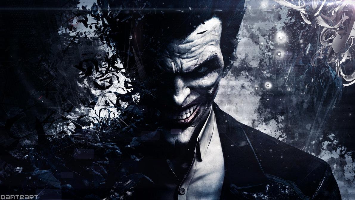 Batman Arkham Origins Joker Wallpaper by DanteArtWallpapers on 1191x670