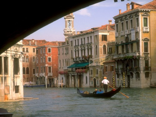 screensaver screensavers download canals of venice italy screensaver 500x375