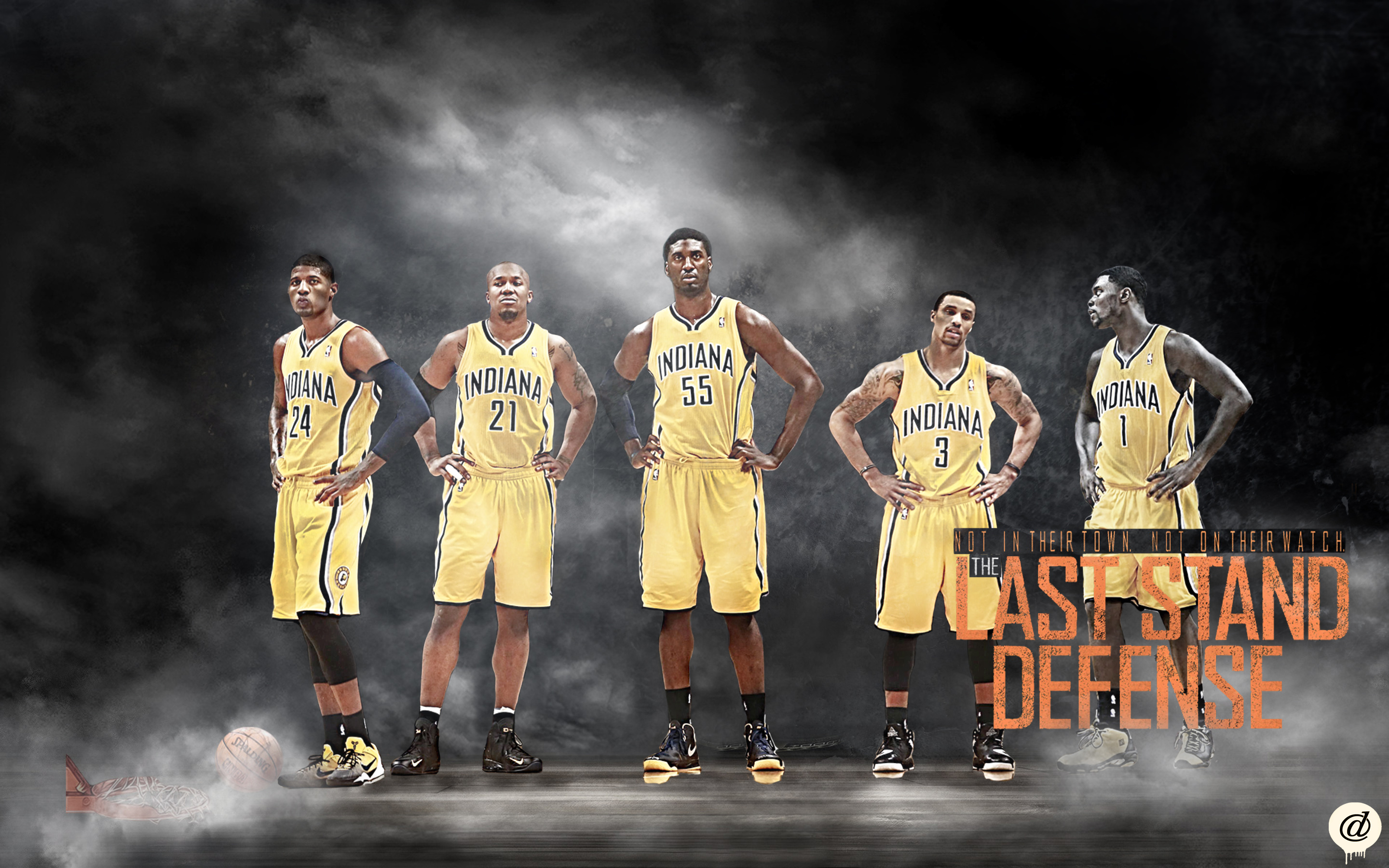 indiana pacers wallpaper by 31andonly customization wallpaper hdtv 2880x1800