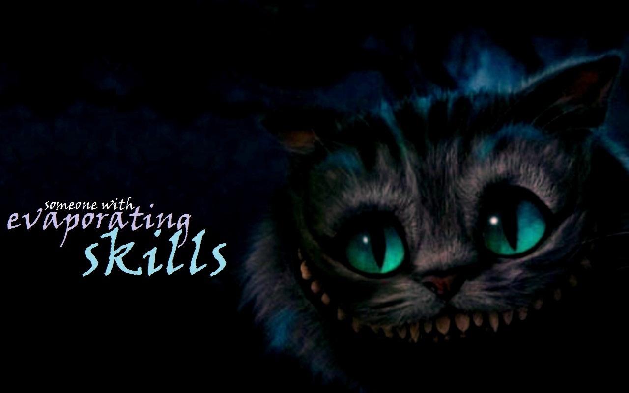 The Cheshire Cat   The Cheshire Cat Wallpaper 35818489 1280x800