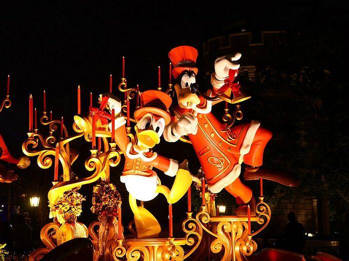 Christmas Fantasy of Tokyo Disneyland   Wallpaper Christmas Fantasy 700x525