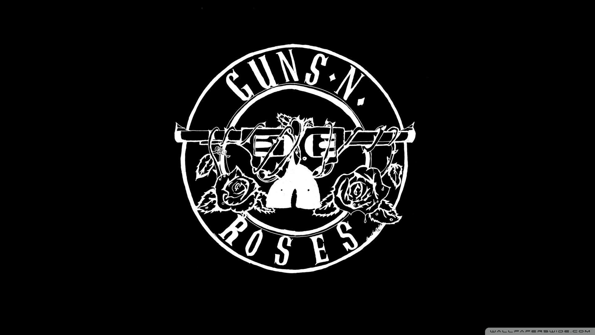 Guns N Roses Logo Hd 3 Wallpaper 1920x1080 Guns N Roses Logo Hd 3 1920x1080