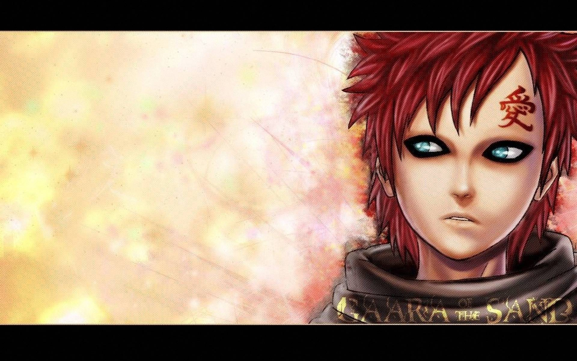 Gaara wallpaper 233245 1920x1200