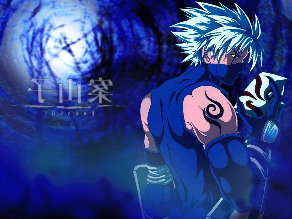 kakashi wallpaper kakashi wallpaper 1024x768