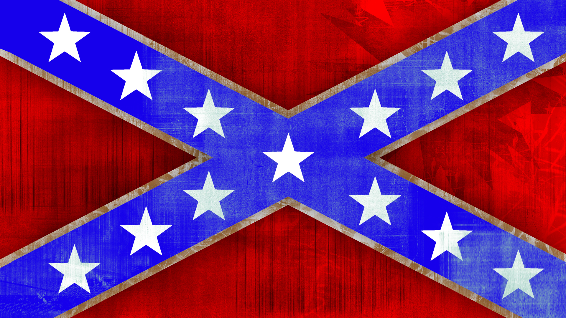 Confederate Flag W Grunge 1920x1280 by RandomPancake420 on deviantART 1920x1080