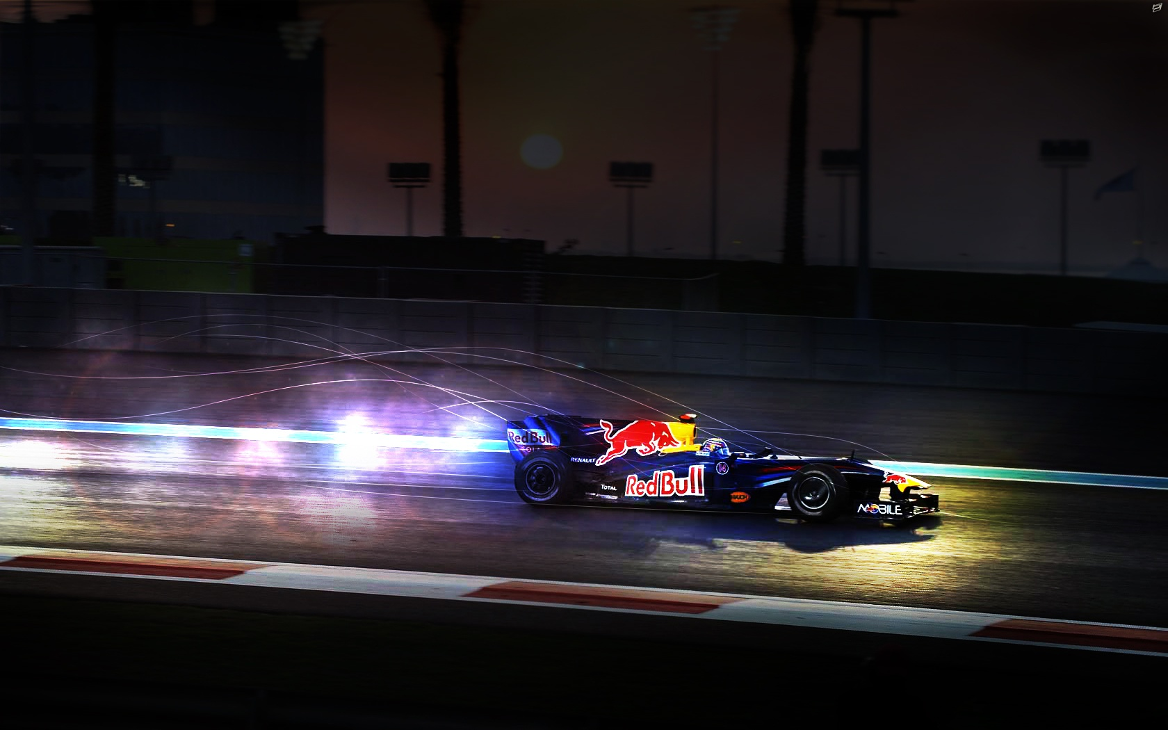 Red Bull F1 Wallpapers Red Bull F1 Backgrounds Red Bull F1 HD 1680x1050