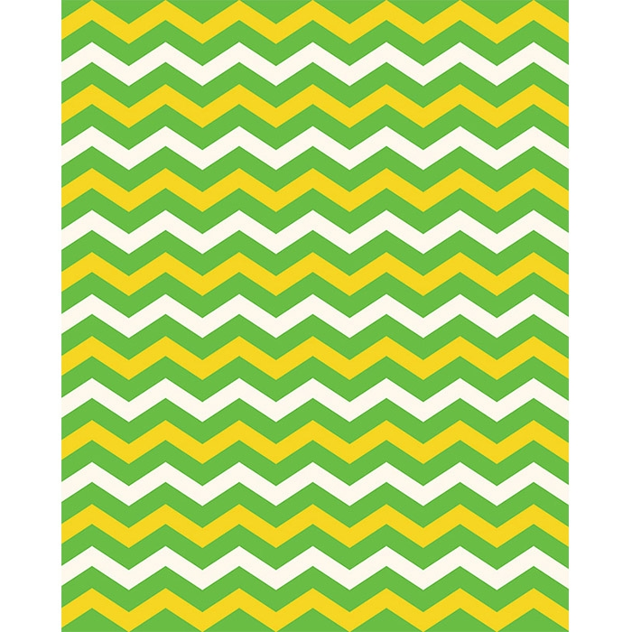 Bright Green Chevron Background Bright green yellow chevron 700x700