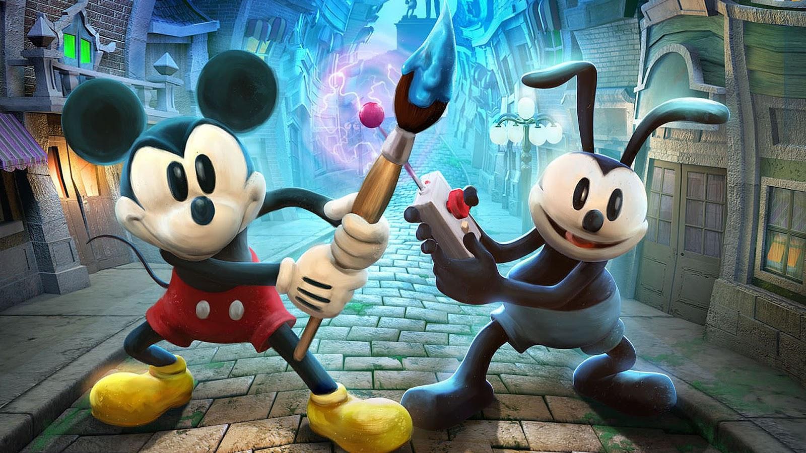 Trailer del videojuego Epic Mickey El Retorno de Dos Hroes 1600x900