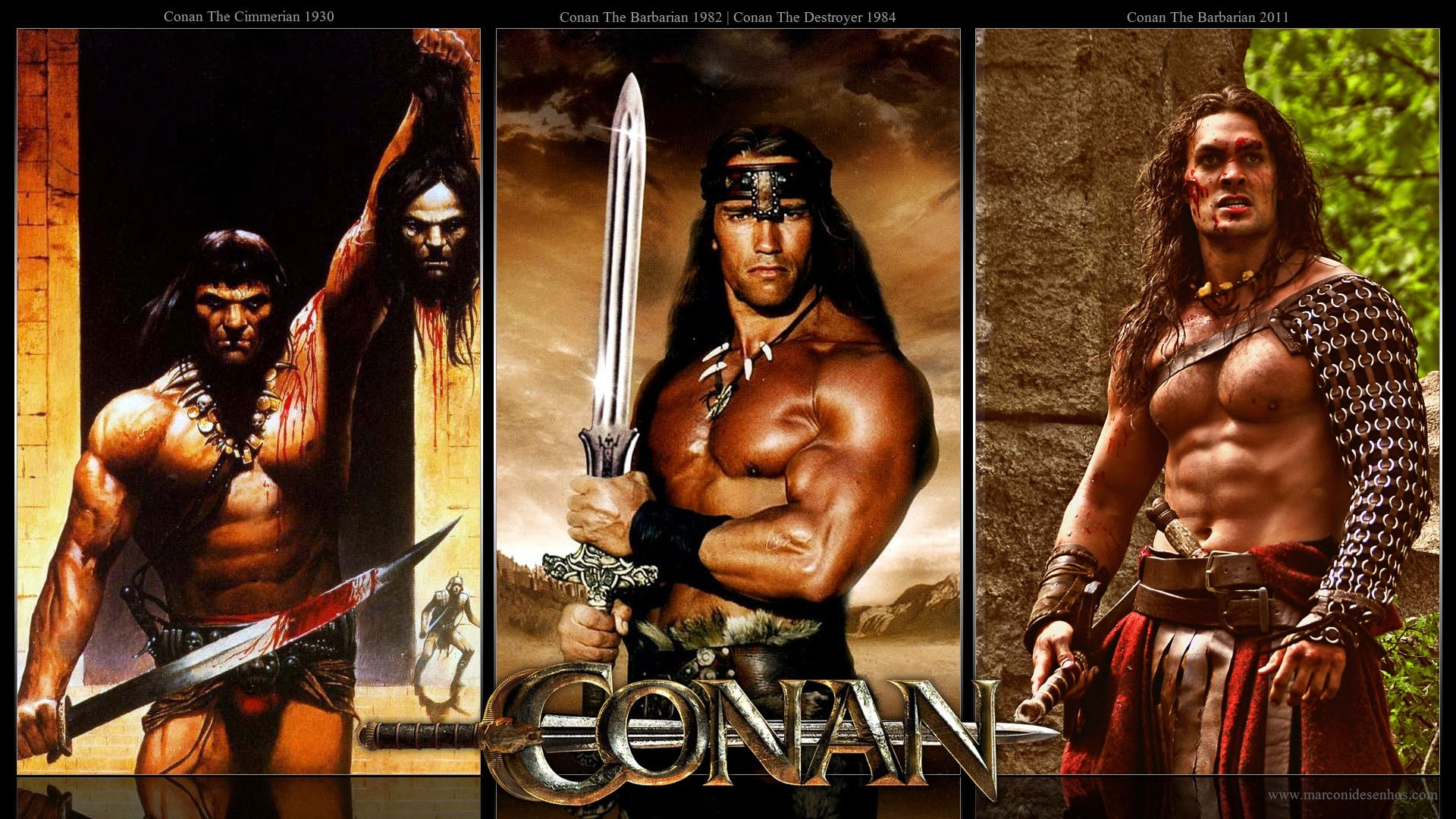Conan the Barbarian Movie Wallpapers WallpapersIn4knet 1920x1080