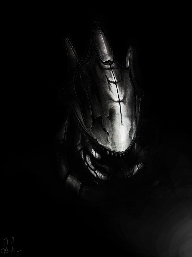 Halo Elite by kacktustoo 800x1069