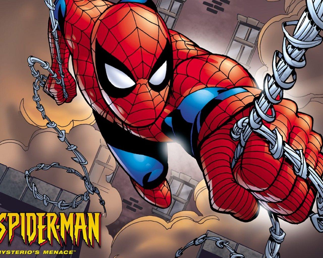 Spiderman 1 Wallpaper