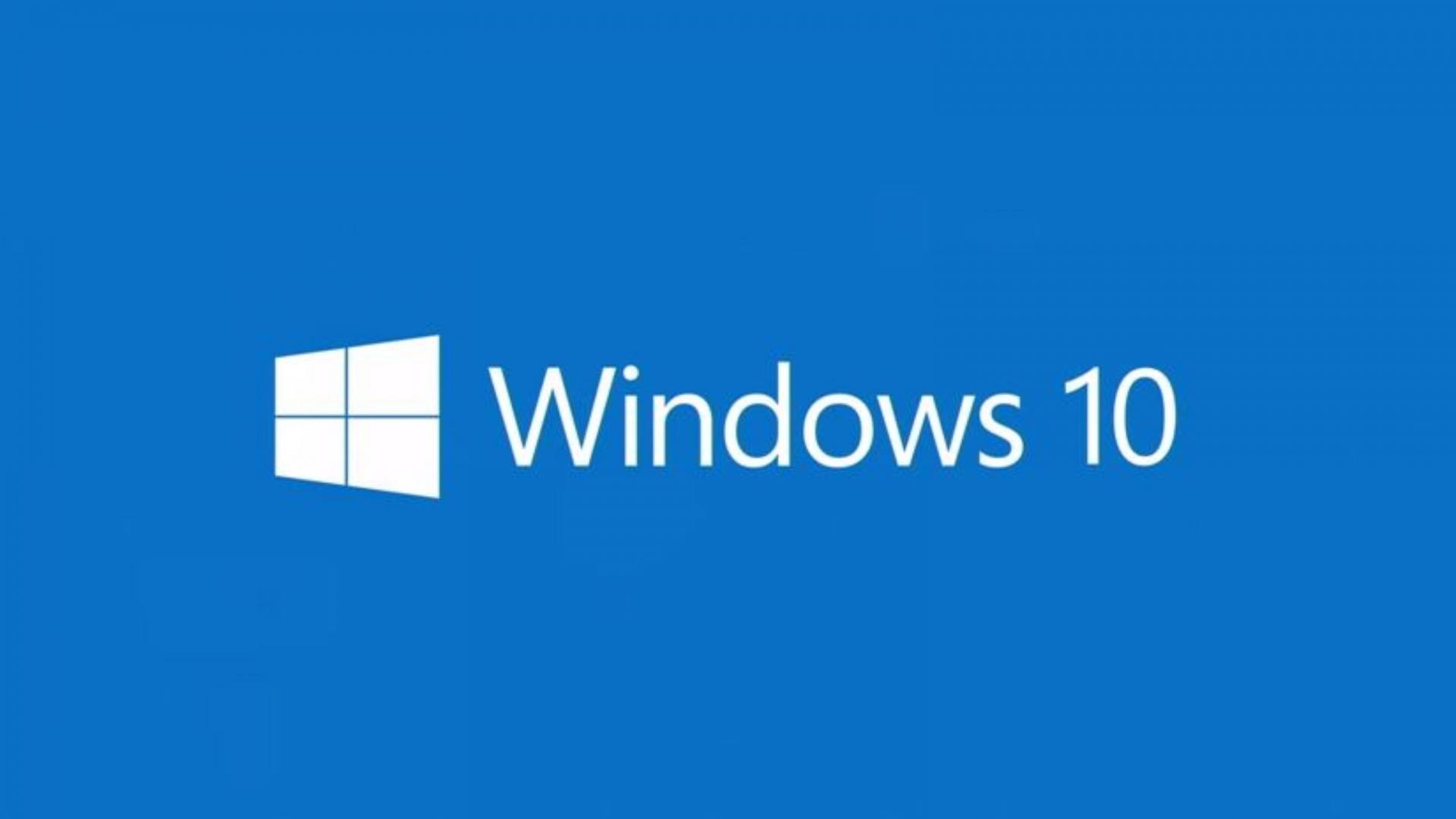 1920x1080 Wallpaper windows 10 technical preview windows 10 logo 1920x1080