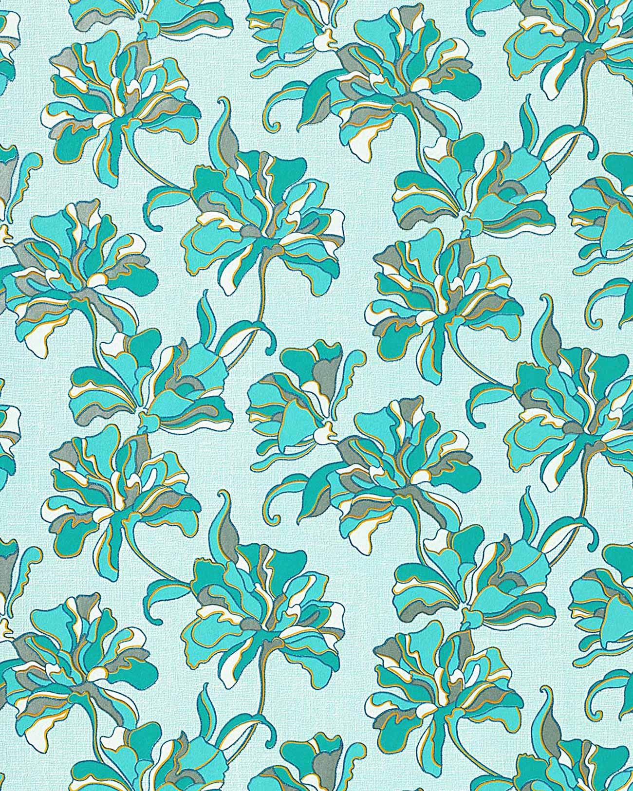 Free Download Home Wallpaper Flower Floral Wallpaper 1300x1625