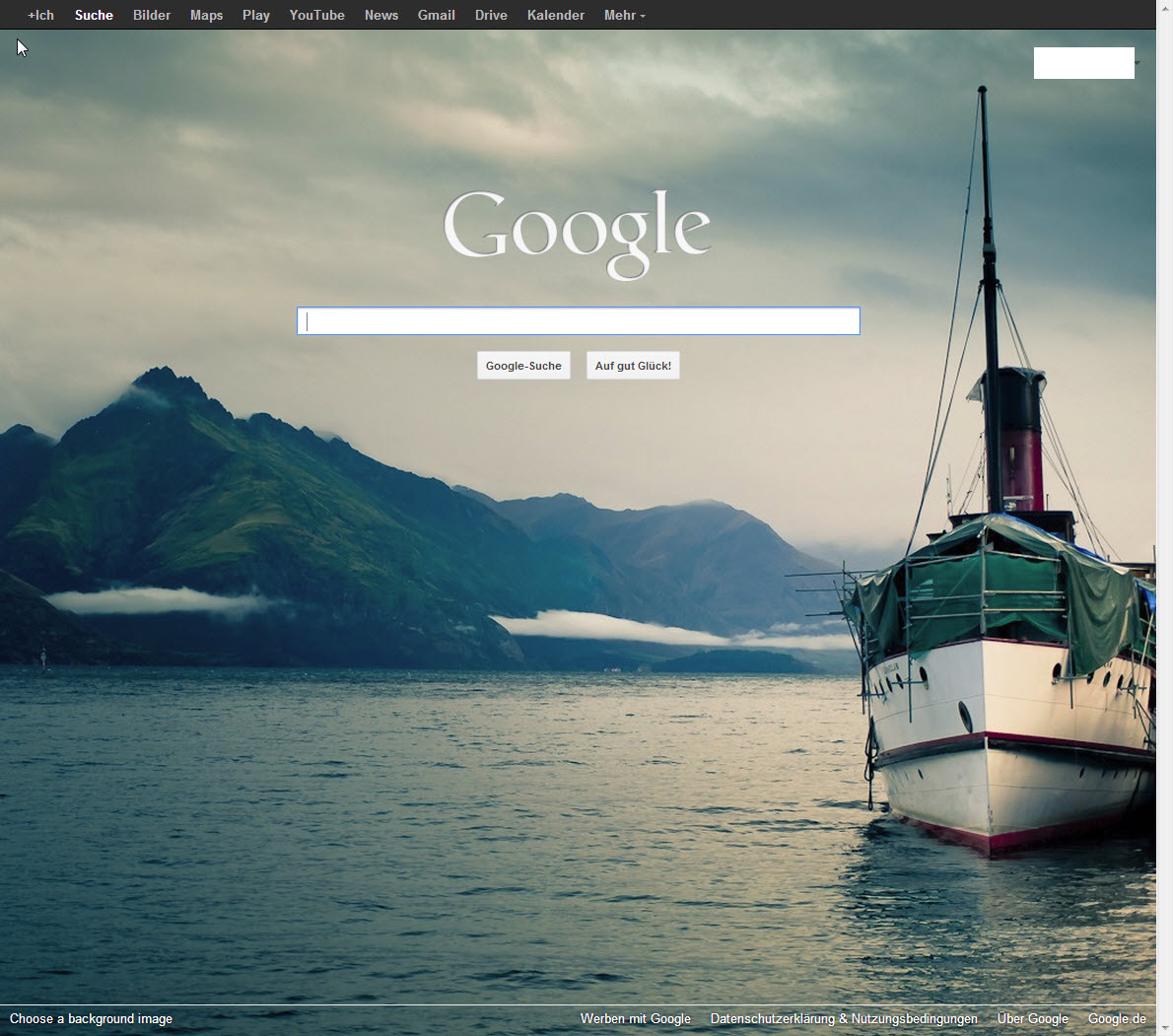 Google homepage themes gallery - Get Your Google Homepage Background Image Back Ghacks Tech News