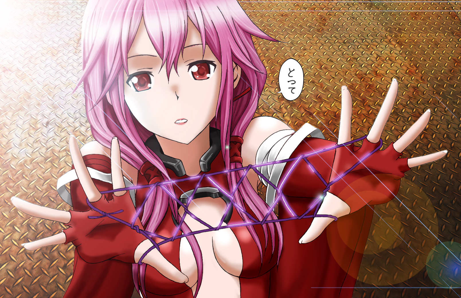 Guilty Crown Wallpaper Inori: Inori Yuzuriha Wallpaper