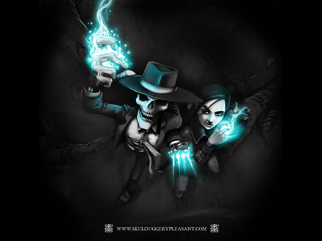 Skulduggery Pleasant images The Faceless Ones HD wallpaper and 1024x768