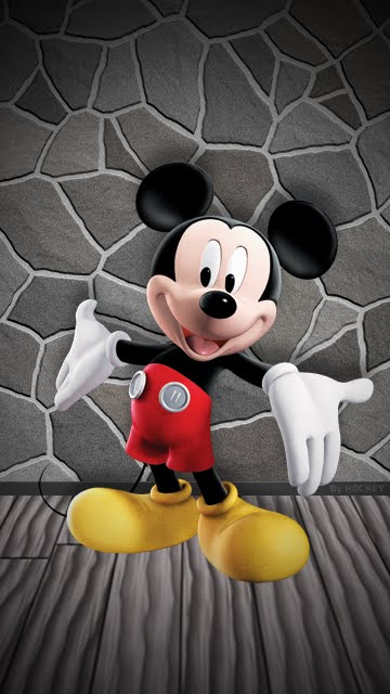 mobile wallpapersfeedMickey Mouse Cartoon Download Wallpapers 360x640