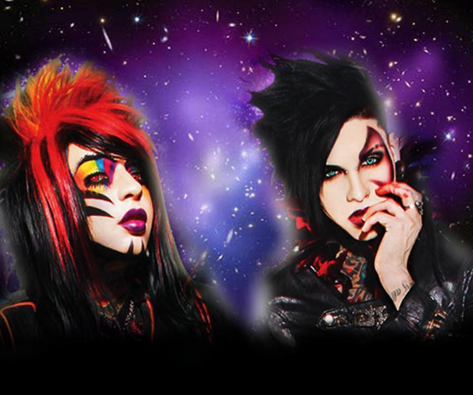 Blood On The Dance Floor   Musicians in Makeup Photo 31190264 960x801