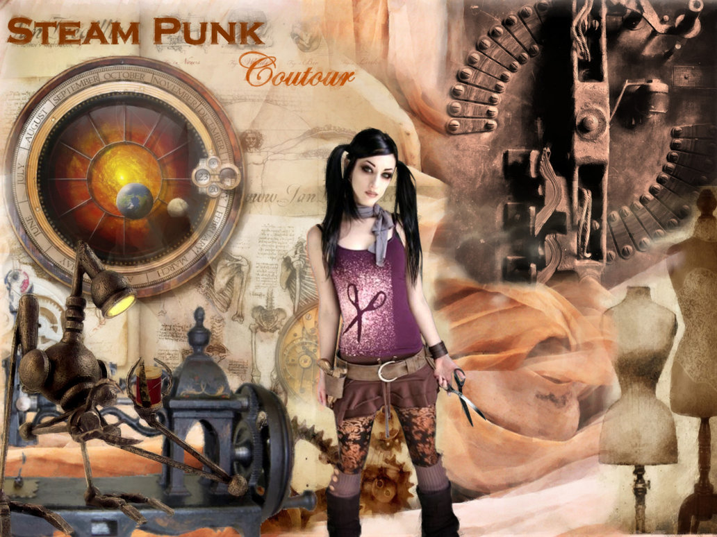kato steampunk painting by dreaminginlight8533 on DeviantArt