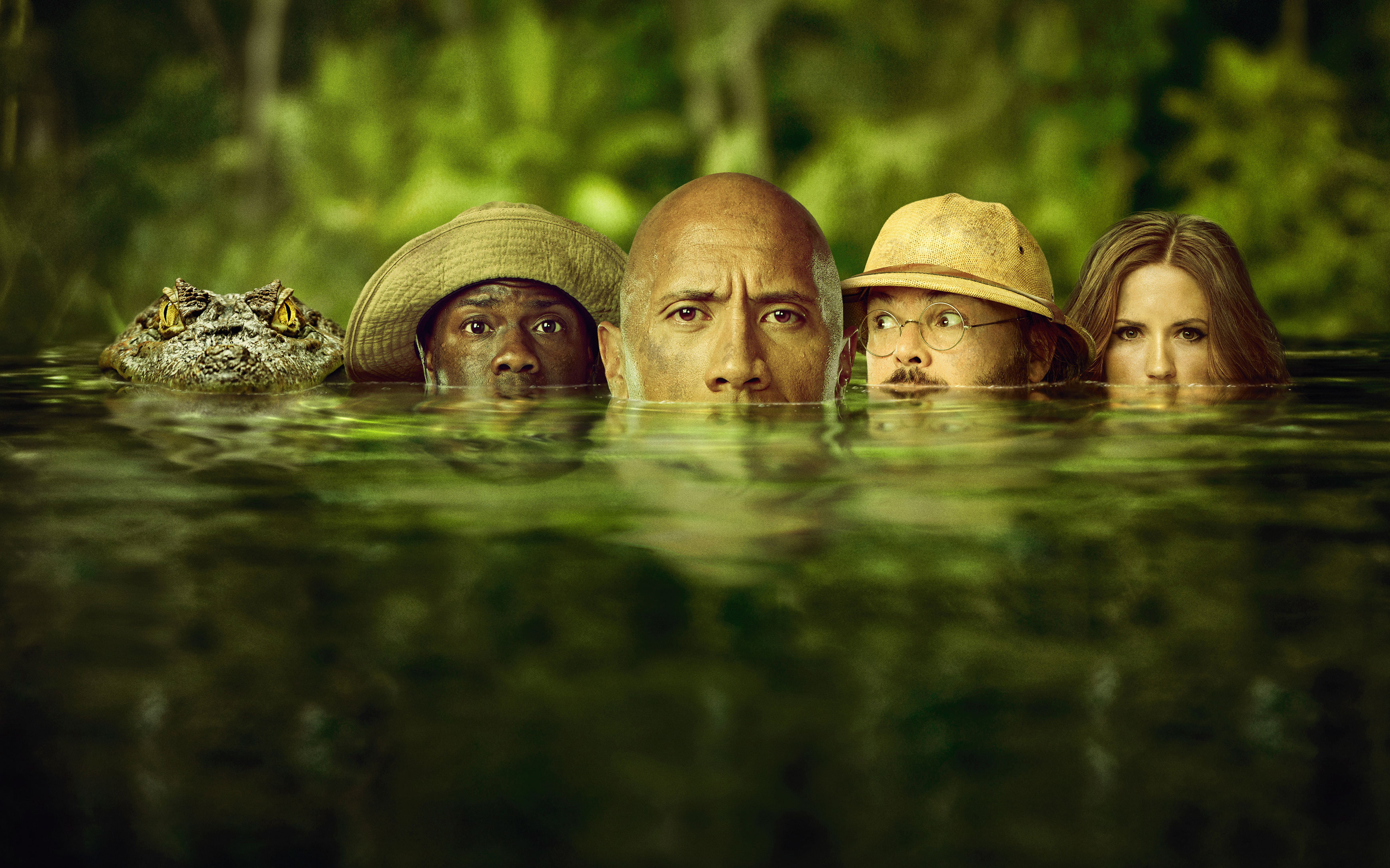 Jumanji Welcome to the Jungle Wallpaper 4   3488 X 2180 stmednet 3488x2180