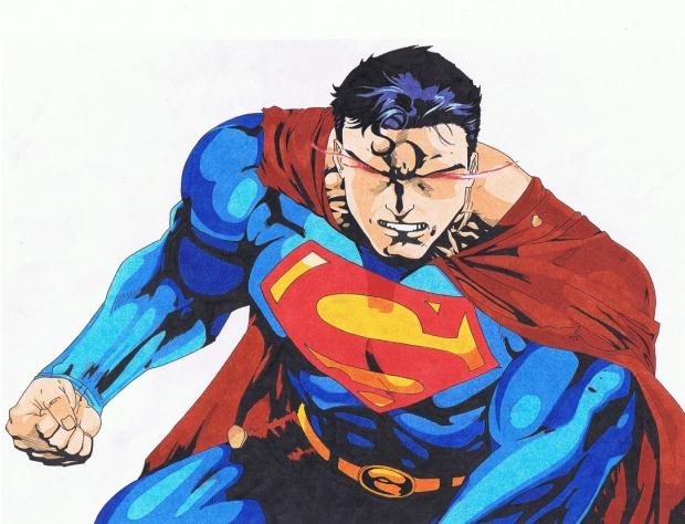 Superman by AshWilliams 620x474