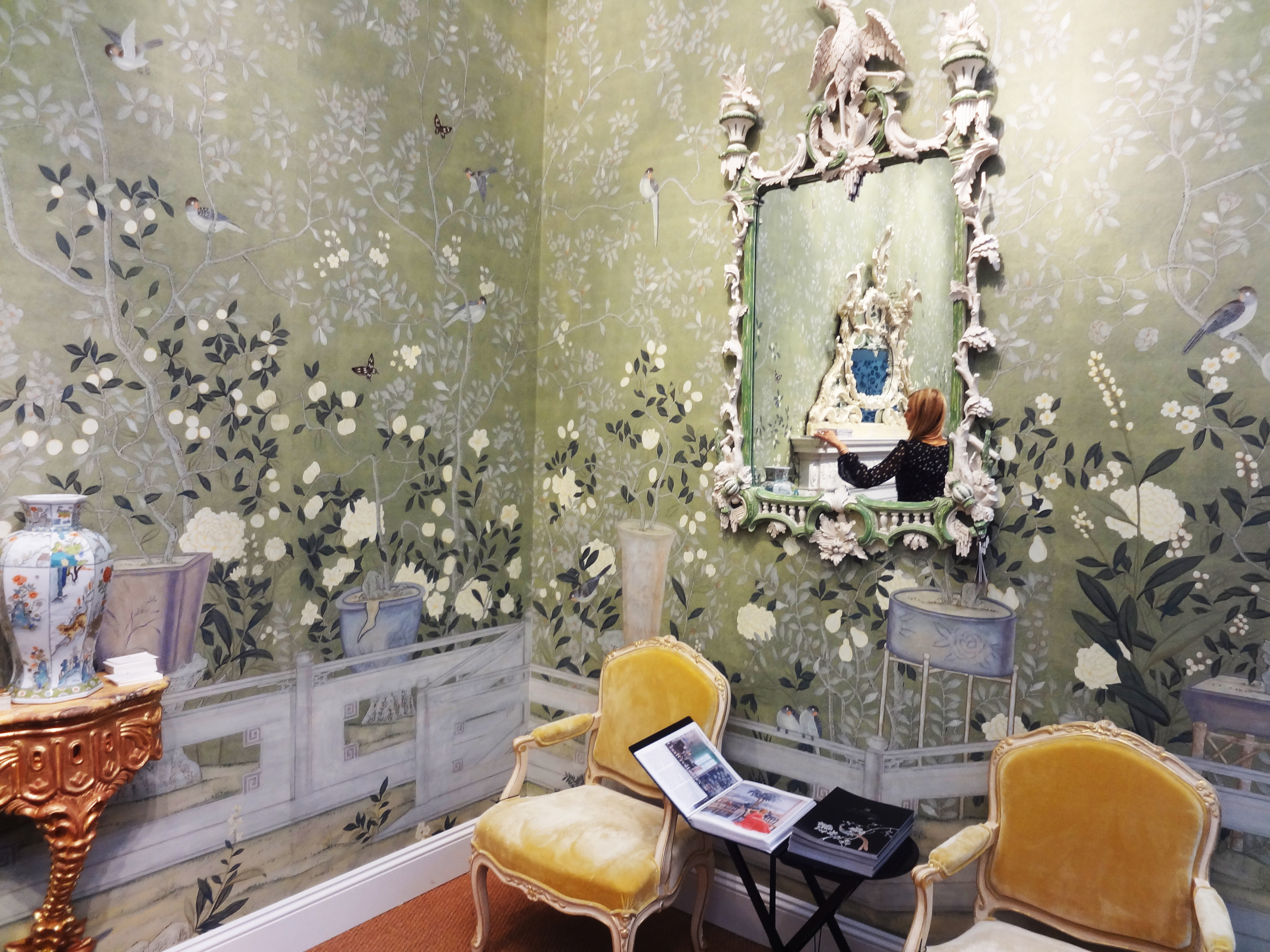 De Gournay Wallpapers Images TheCelebrityPix 4608x3456