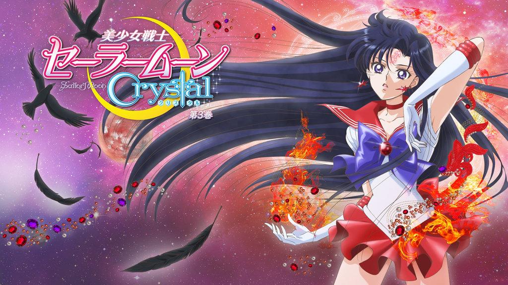 Sailor Moon Crystal Wallpaper Wallpapersafari