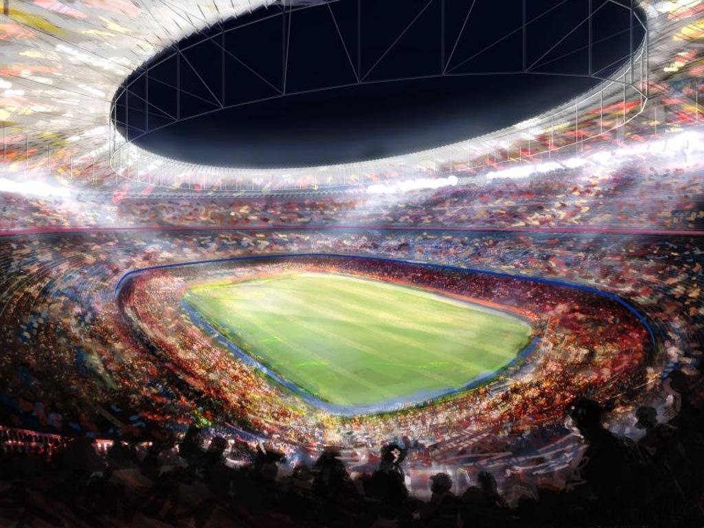 Camp Nou 1024x768