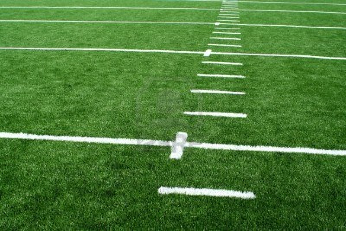 Football Wall Mural Football Field Wallpaper Wallpapersafari