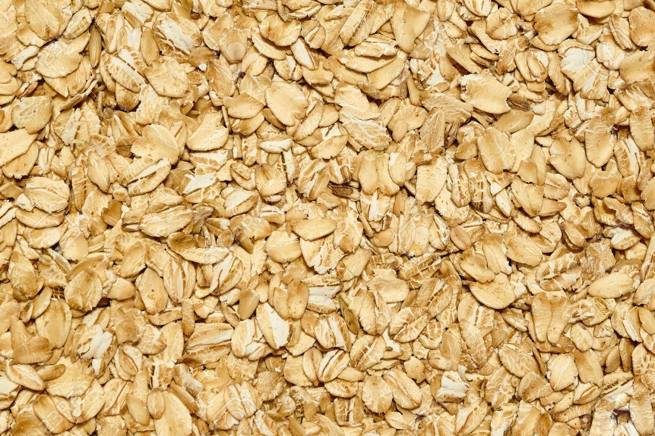 Oatmeal Background Rolled Oats Stock Photo Picture And Royalty 1300x866