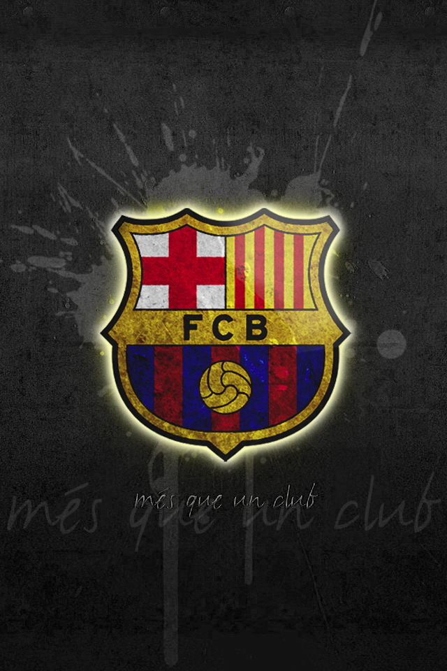FC Barcelona iPhone 4s Wallpaper Download iPhone Wallpapers iPad 640x960