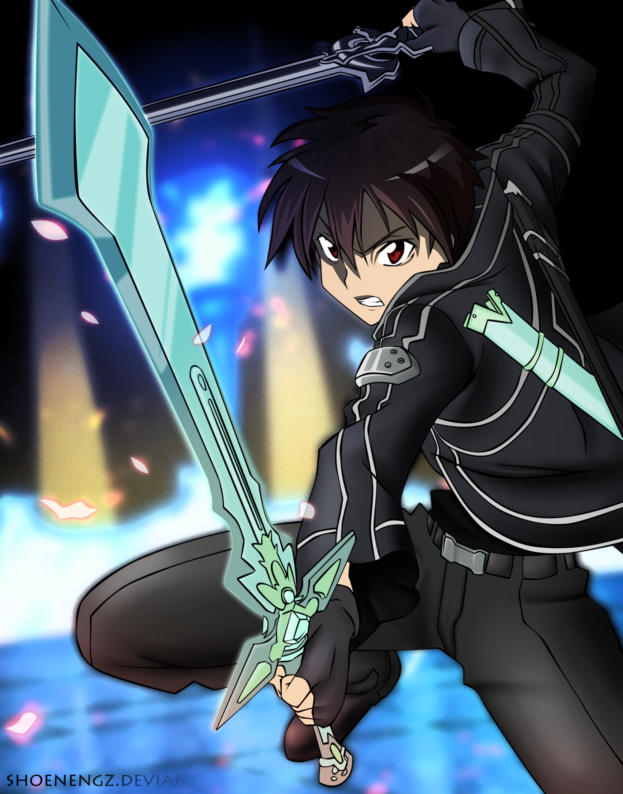 Image gallery kirito sao for Online art galleries reviews