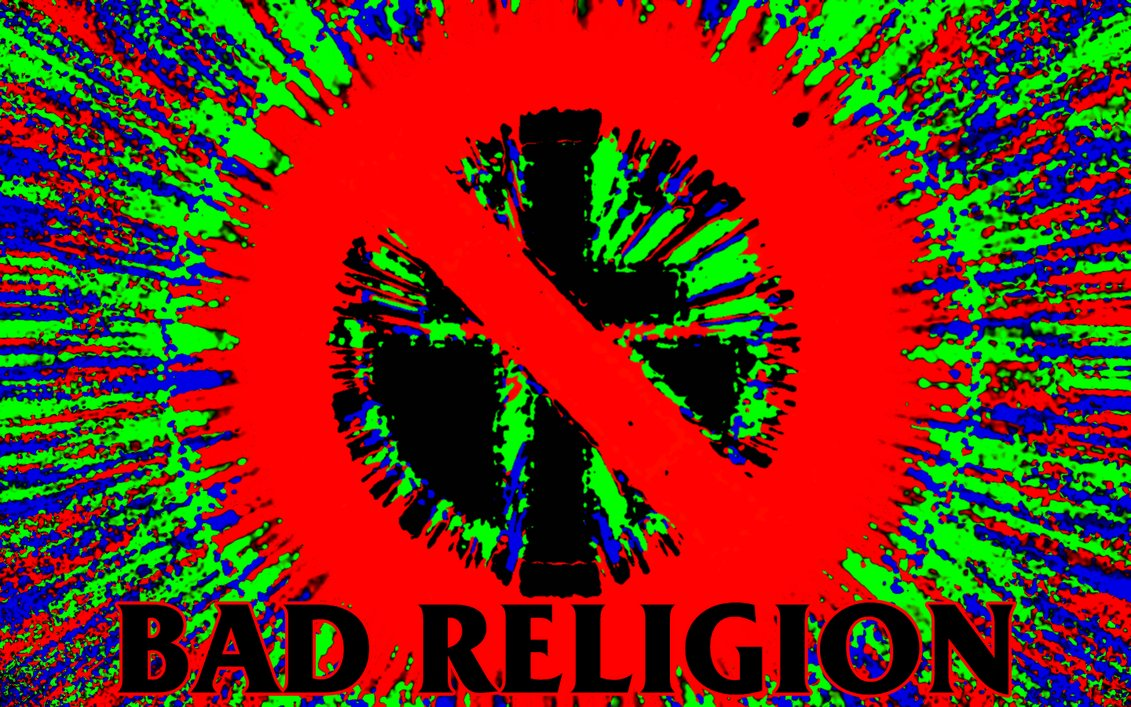 Bad Religion Wallpaper by lasarack 1131x707