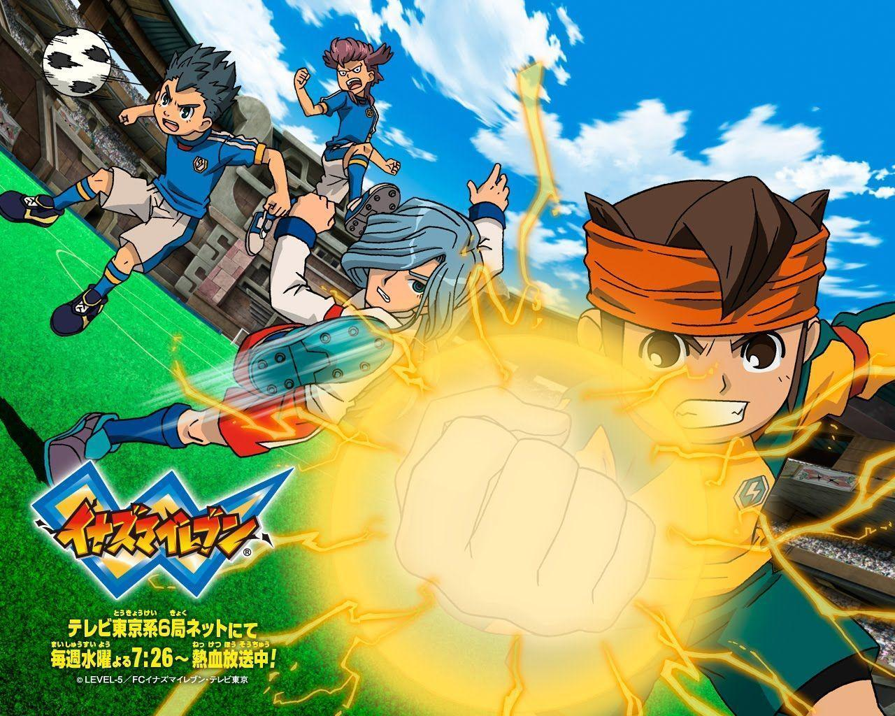 Inazuma Eleven Wallpapers 1280x1024