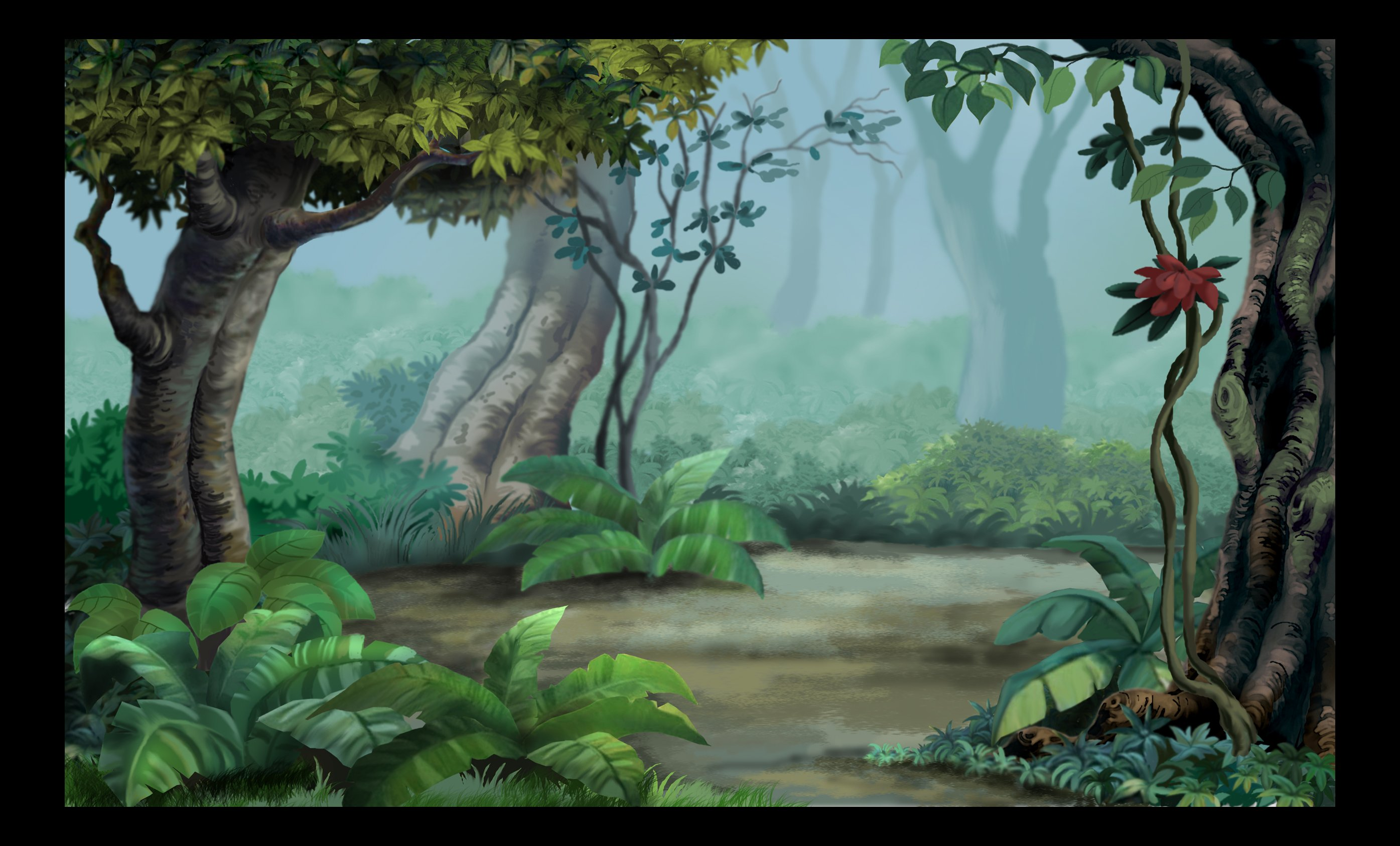 Jungle Book Characters - Cartoon Images