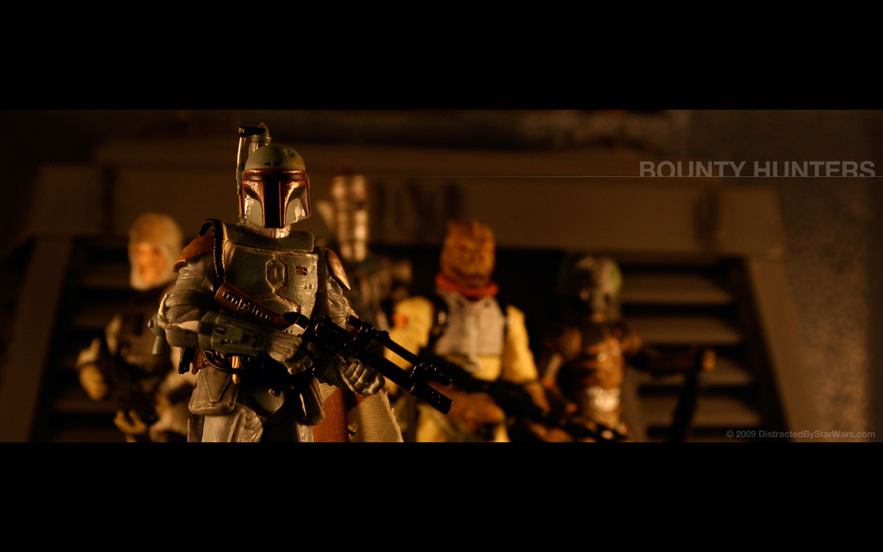 70 Star Wars Bounty Hunter Wallpaper On Wallpapersafari