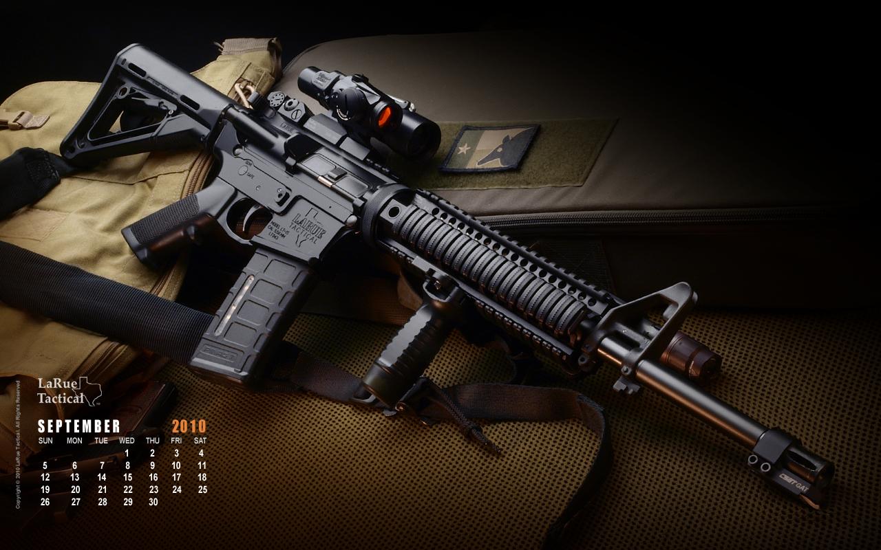 m16 gun wallpaper desktop - photo #7