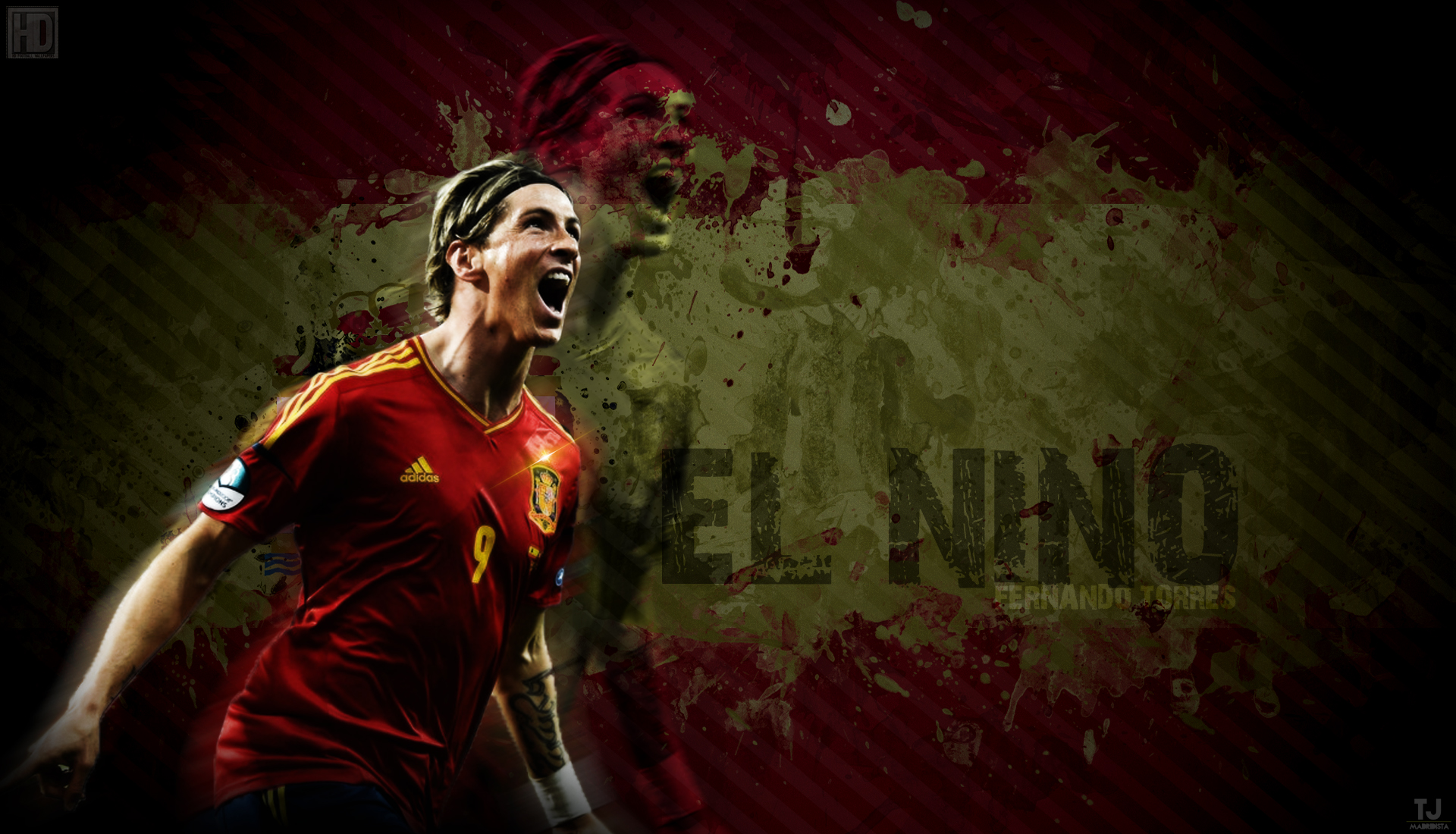 Fernando Torres HD Football Wallpapers 1920x1100