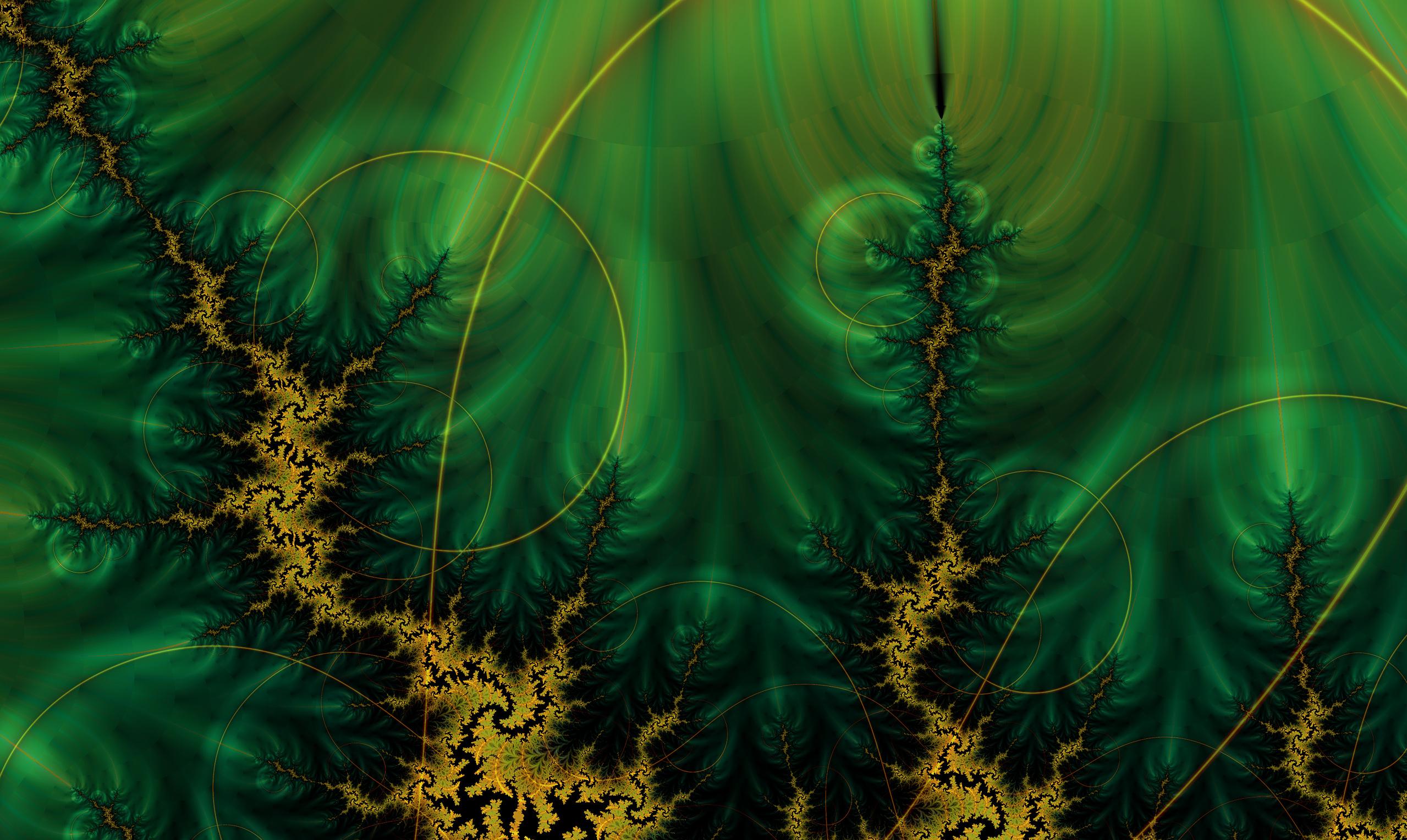 fractal wallpaper background 2558x1528