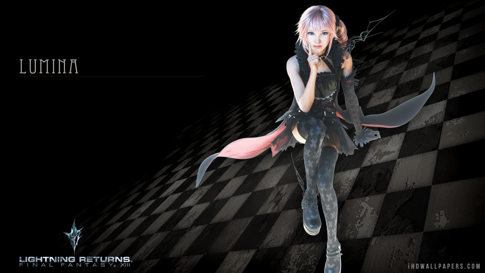 in Lightning Returns Final Fantasy XIII HD Wallpaper   iHD Wallpapers 1920x1080